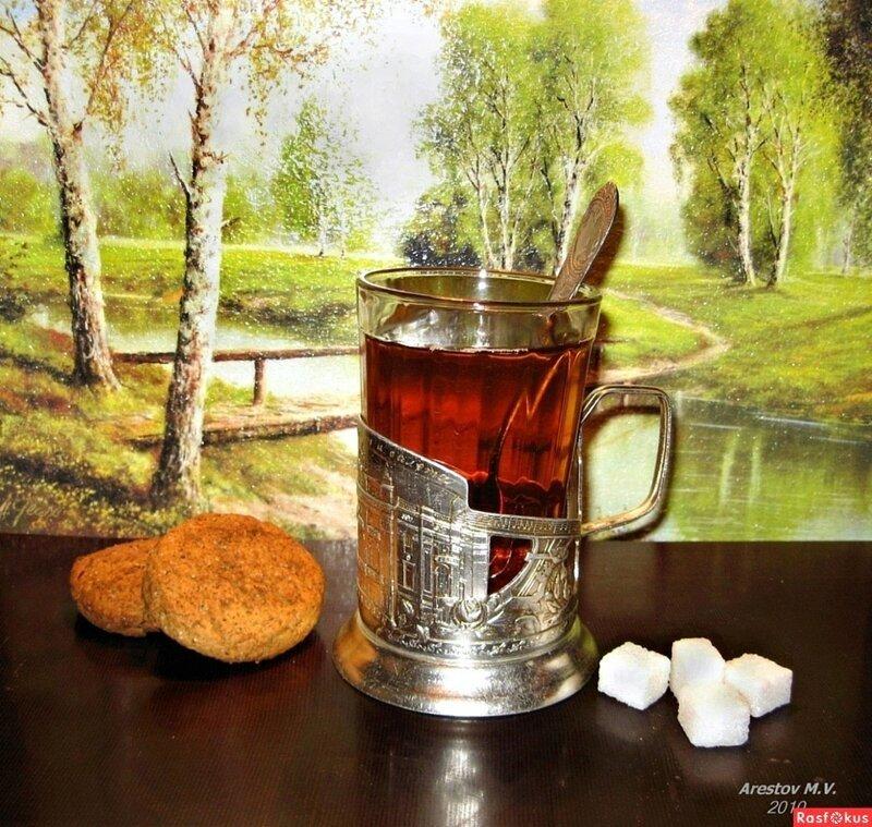 С какими травами хочется пить чай (7фото)