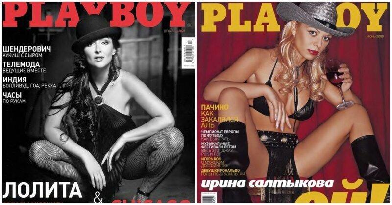 Российские знаменитости, раздевшиеся для обложки журнала