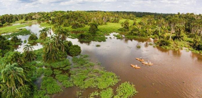 Самые глубокие реки в мире (8фото)