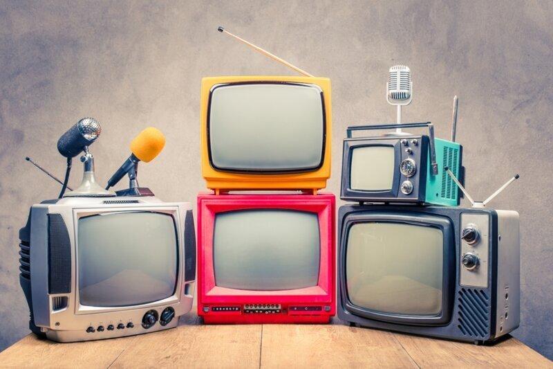 Подборка интересных фактов о телевидении (1фото)