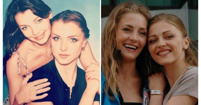 Красота и талант: сёстры-актрисы российского кино (12фото)