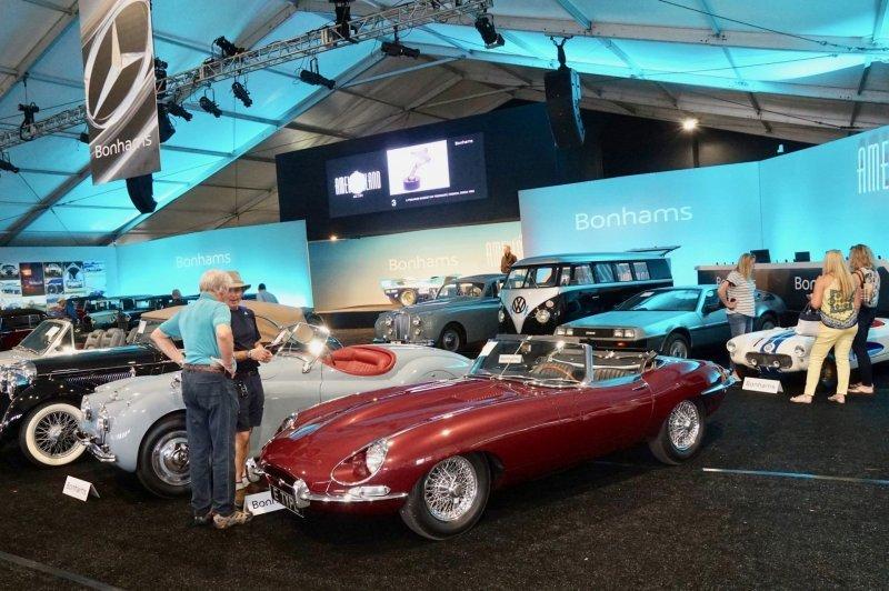 Новости аукционов: самые дорогие автомобили Amelia Island 2020 (11фото)