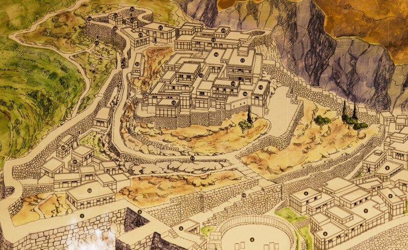 Цивилизации древнего мира, пропажи которых не могут понять ученые (7фото)