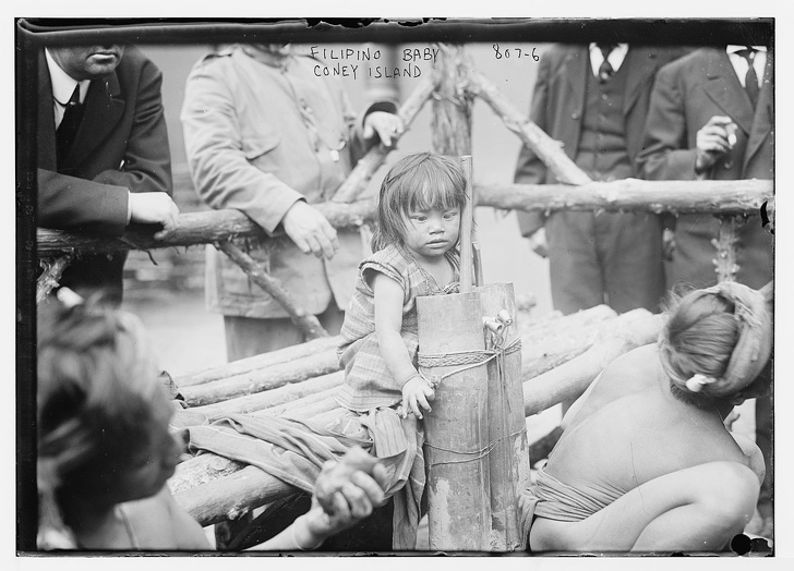 Архивные снимки, показывающие не самую приглядную сторону нашей истории (15 фото)