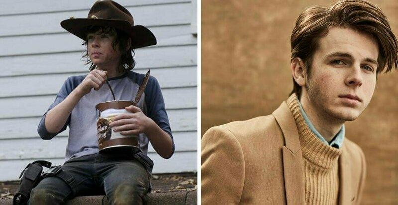 Дети-актёры, которые сегодня выглядят совершенно иначе (15фото)