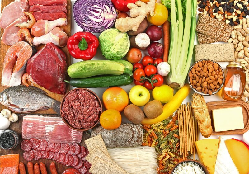 11 интересных фактов о продуктах питания (1фото)