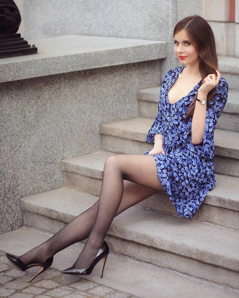Девушки на каблуках. Загляденье (27фото)