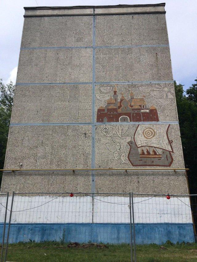 Архитектура России - какие сокровища можно увидеть за МКАД? (15 фото)