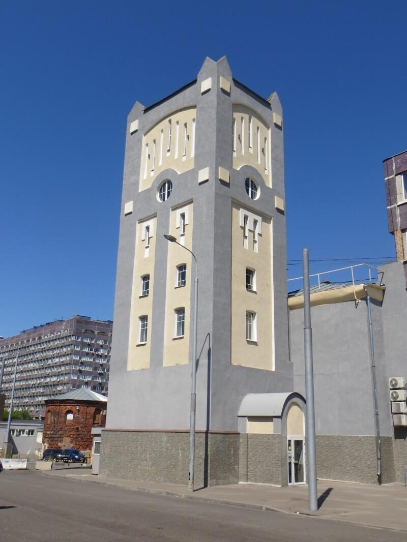 Водонапорные башни (10фото)