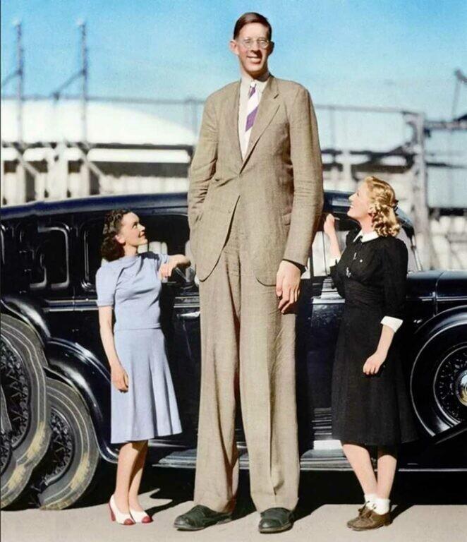 10 самых высоких людей на Земле (10фото)