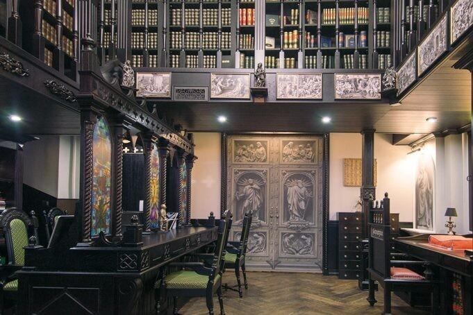 7 самых красивых российских библиотек (8фото)