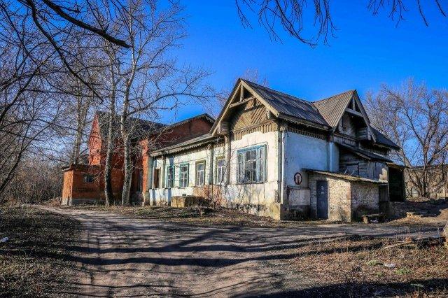 Архитектура России: красивая, интересная и увядающая (15 фото)