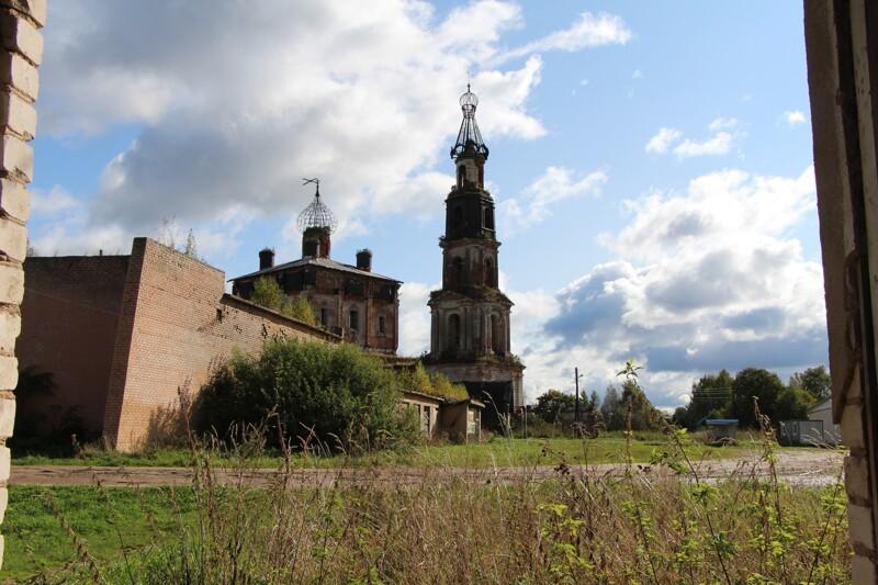 Вымирающие деревни Тверской области. Кой и Божонка (23фото+1видео)