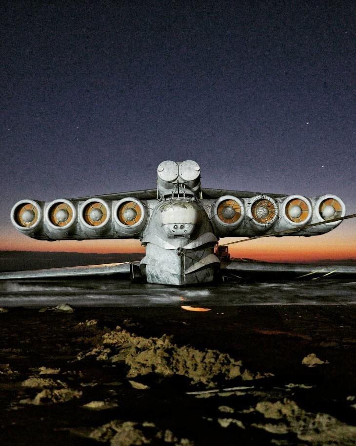 Кладбища советских «монстров». Где спрятано наследие армии (20фото)