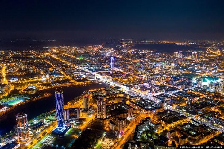 Виды Екатеринбурга (74фото)