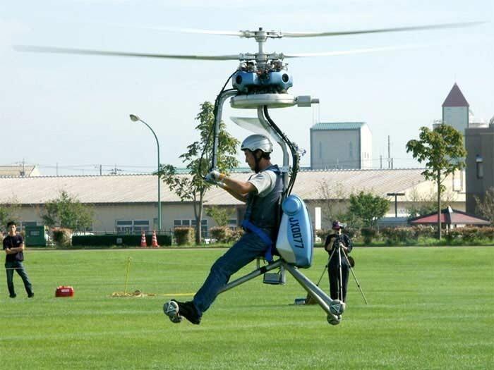 Топ 10 маленьких вертолетов (11фото)
