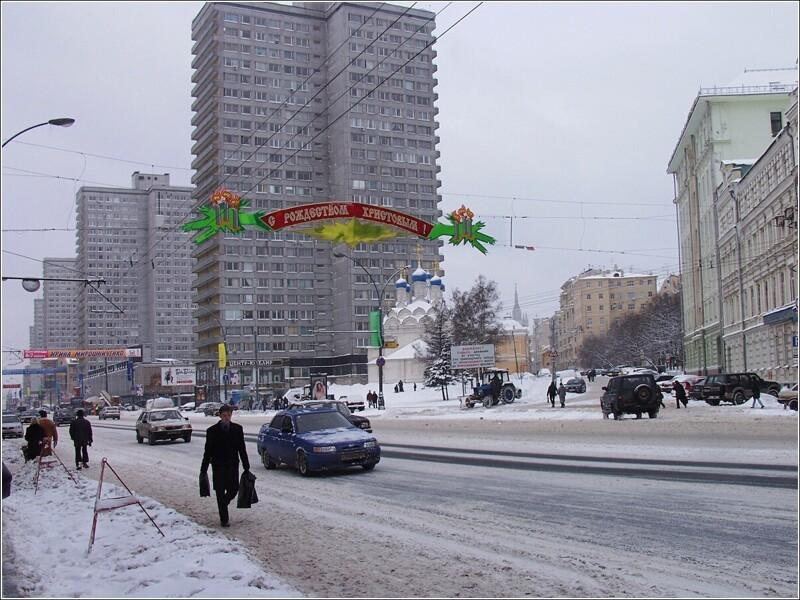 Москва и москвичи на фотографиях Виталия Гуменюка. Часть 10. 2001-2007 (18фото)