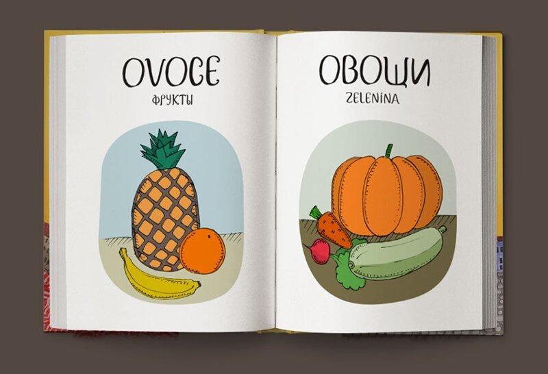 Весёлый чешско-русский словарик (60фото)