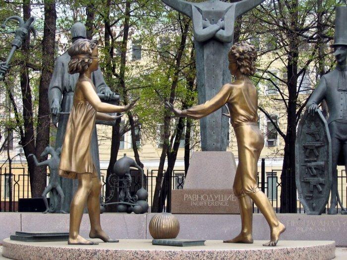Небанальные достопримечательности Москвы (8фото)