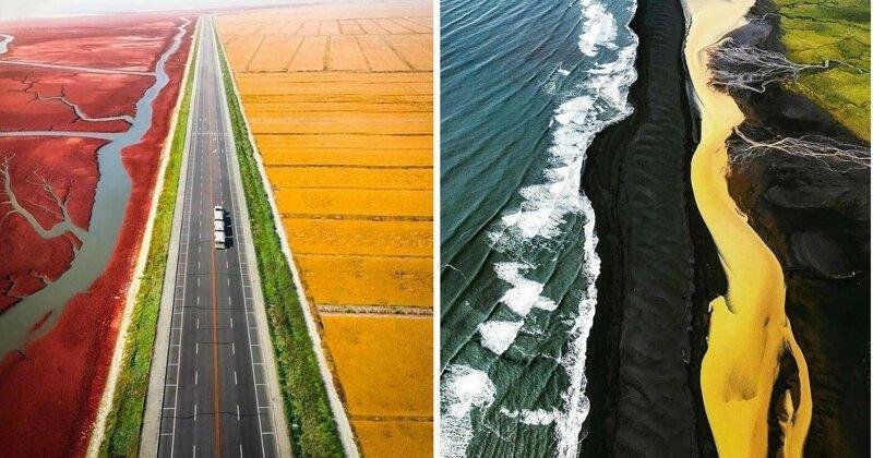 На контрасте: редкие фотографии, на которых сочетается несочетаемое (18фото)