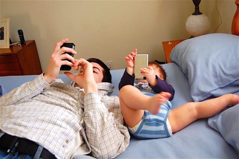 Отцы и дети (21фото)