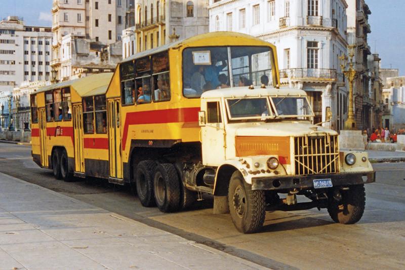 Кубинский автобус (5фото)