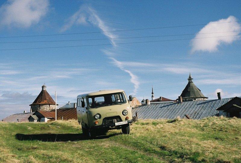 УАЗ-452 «Буханка» и его след в российской действительности и мировой культуре (55фото)