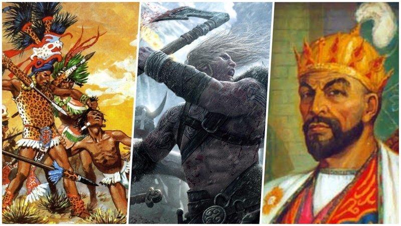 15 по-настоящему страшных исторических фактов, о которых не напишут в учебниках (16фото)