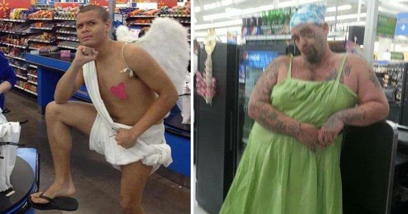 20 доказательств того, что истинный законодатель мод зовется Walmart (21фото)
