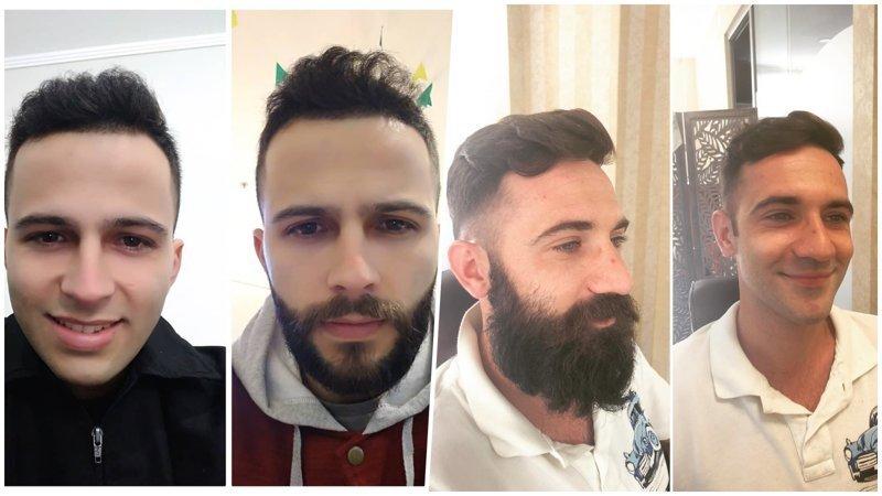 Вот почему некоторым мужчинам лучше никогда не сбривать бороду (27фото)