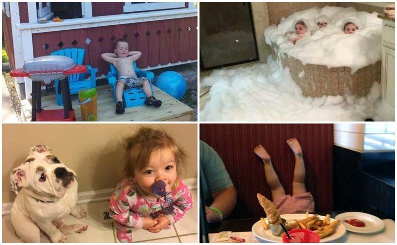 С ними не соскучишься: эти дети даже не представляют, насколько они смешные (50фото)