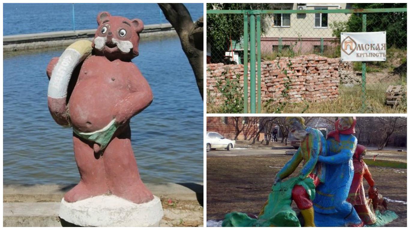Взглянув на эти скульптуры, вы сразу поймёте, в какой стране они находятся (32фото)