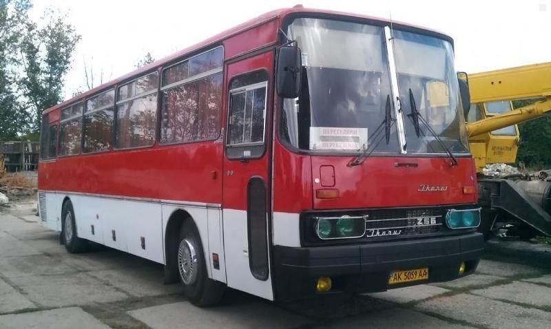 Автобусы детства