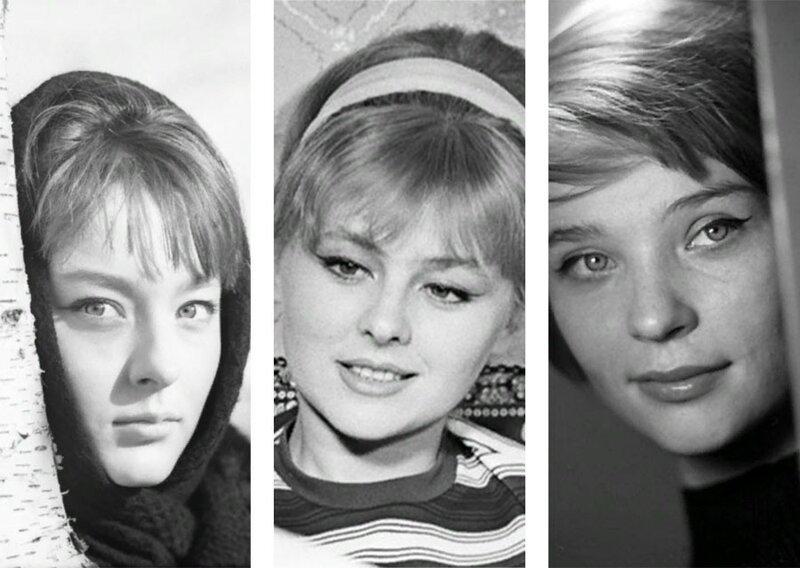 Первые красавицы советского кино (17фото)