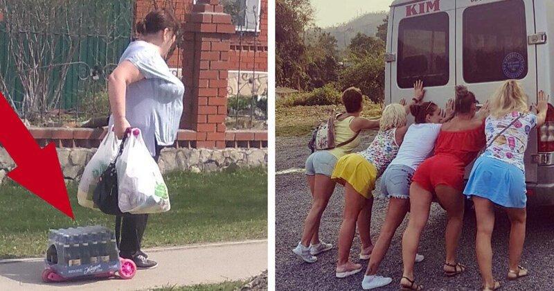Есть женщины в русских селеньях. Про тех, кому мужики не нужны (22фото)