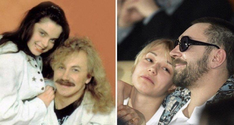 А девушка созрела: российские знаменитости, которые завели отношения с малолетками (7фото)