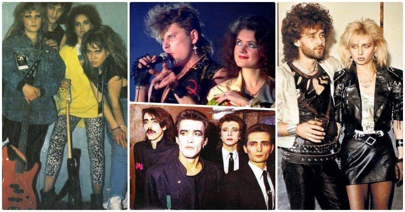 Какими они были: чумовые прикиды звезд эстрады в 80-е и 90-е (25фото)