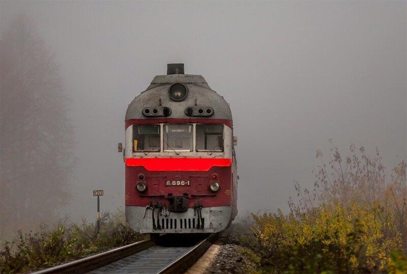 Романтическое железнодорожье (50фото)