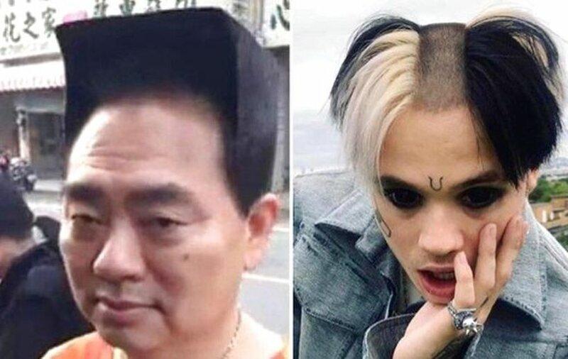 20 раз, когда люди хотели сделать себе крутую причёску, а получилось как всегда (22фото)