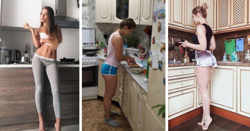 Борщ, прости: девушки, которым простительно готовить невкусно (22фото)