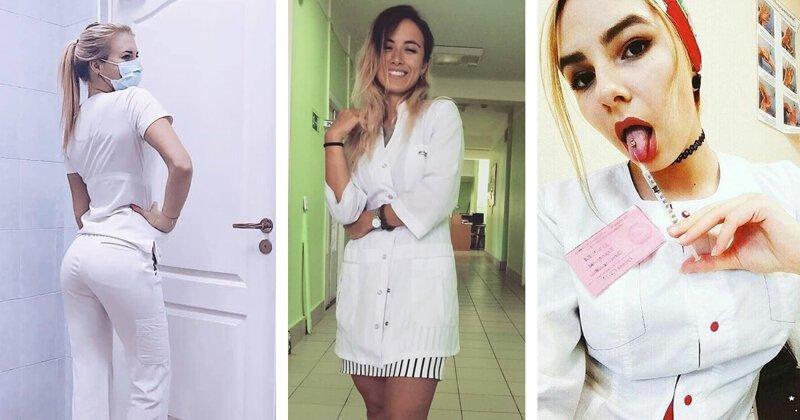 Вылечи меня полностью. Красотки с медицинским образованием, которым чертовски идет униформа (28фото)