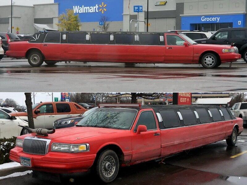 Лимузины и лимузинчики (30фото)