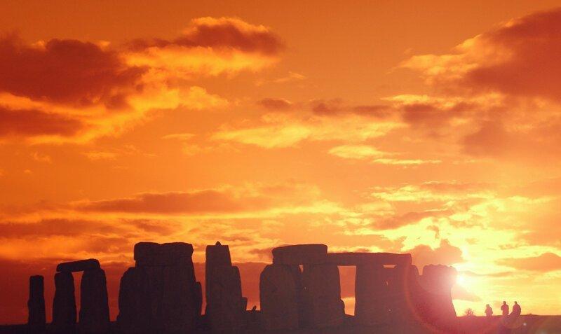 Где искать самые красивые закаты мира (9фото)