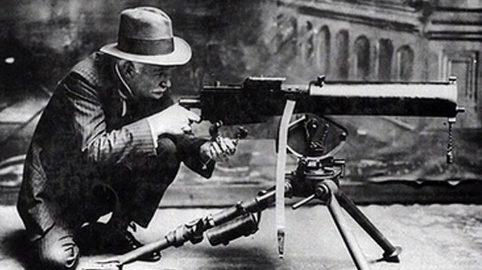 Изобретатели, чьё имя носит оружие (23фото)
