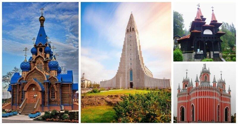 25 невероятных архитектурных объектов, отстроенных для религиозных обрядов (26фото)