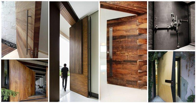 30 дверей, открыть которые можно лишь хорошенько подкачавшись в зале (33фото)