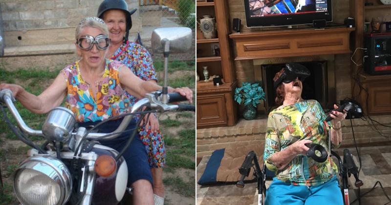 10 фотографий, доказывающих, что радоваться мелочам можно в любом возрасте (10фото)