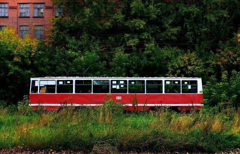 Трамваи мира (50фото)