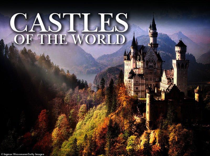 20 самых красивых и величественных замков мира (21фото)