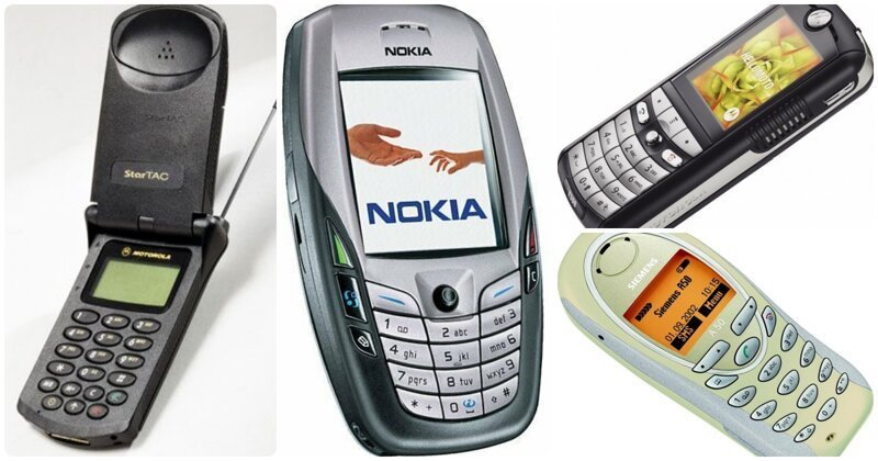 20 телефонов из недалекого прошлого, по которым мы будем скучать (21фото)